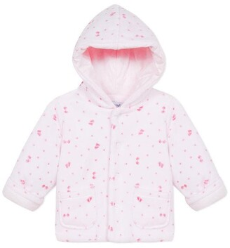 Absorba New-Born Unisex Coat Peach