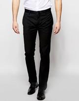 Antony Morato Tuxedo Trousers In Slim Fit