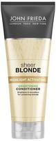 John Frieda Sheer Blonde HA Brightening Conditioner 250ml