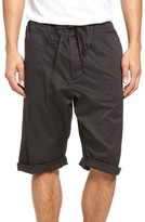 Vince Men's Stretch Woven Drawstring Shorts