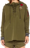 The Upside Women's Maison Anorak - Khaki