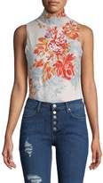 Free People Women's Pixie Bodysuit