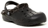 Crocs Baya Faux Fur Lined Clog