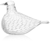 Iittala Art Glass, Toikka Birds Mediator Dove