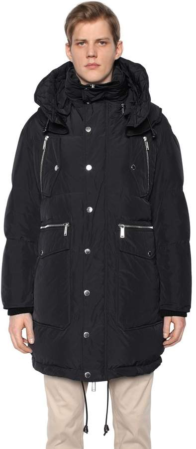 DSQUARED2 Hooded Down Parka