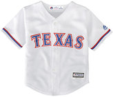 Majestic Toddlers' Texas Rangers Replica Cool Base Jersey