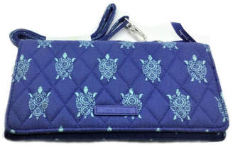 Vera Bradley Marine Turtles Wallet-Crossbody