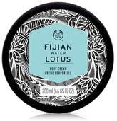 The Body Shop Fijian Water LotusTM Body Cream Moisturizer