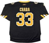 Reebok Boys 8-20 Boston Bruins Zdeno Chara Jersey