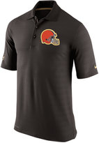 Nike Men's Cleveland Browns Champ Drive Polo