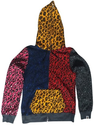 A Bathing Ape Multicolour Cotton Knitwear