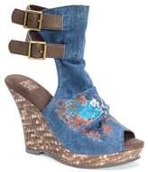 Muk Luks Sage Wedge Sandal