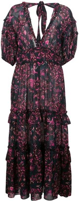 Ulla Johnson Amora floral print dress