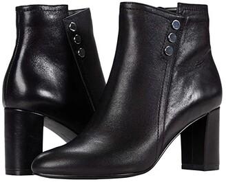 David Tate Hawaii (Black Lamb Skin) Women's Shoes