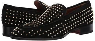Giuseppe Zanotti EU00013 (Black/Gold) Men's Shoes