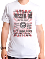 Goodie Two Sleeves Husker Du New Day Rising Poster Tee - Men's Regular