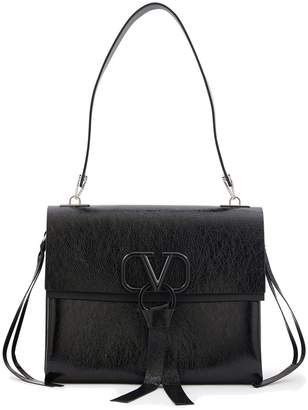 Valentino Garavani Vee ring medium shoulder bag