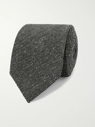 Kingsman + Drake's 8cm Silk And Wool-Blend Tie