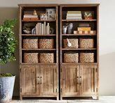 Pottery Barn Parker Wide Bookcase