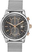 Citizen Men's Eco-Drive Stainless Steel Chronograph Mesh Bracelet Watch