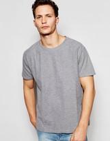 Dr. Denim Russ T-Shirt Gray Reverse