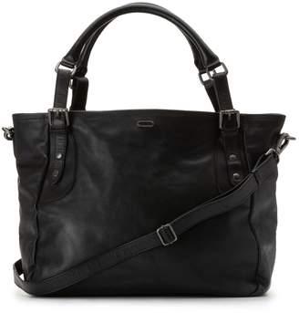 Ikks The Artist Leather Handbag