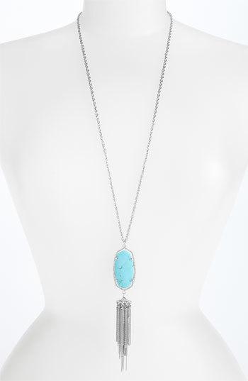 Kendra Scott 'Rayne' Pendant Necklace