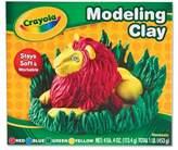 Crayola Modeling Clay Assortment, 1/4 Lb Each, 1 Lb