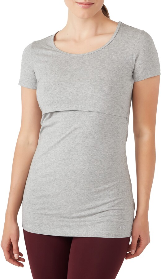 Thumbnail for your product : Modern Eternity Maternity/Nursing Tee