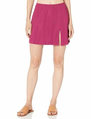 Gottex Women's Textured Swimsuit Cover Up Skirt