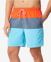 "Speedo Men's Colorblocked 7"" Swim Trunks"