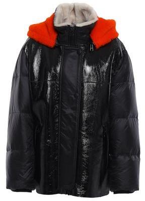 Yves Salomon Down jacket