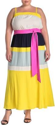 Rachel Roy Laurel Maxi Dress (Plus Size)