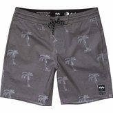 BILLABONG x WARHOL - Warhol Palms Lt. - Black