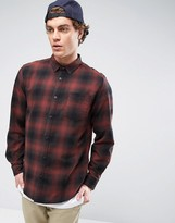 Globe Check Shirt