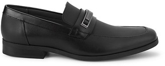 Calvin Klein Jameson Leather Loafers