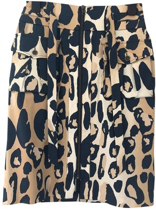 Diane von Furstenberg Multicolour Silk Skirts