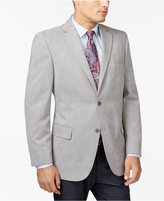 Tasso Elba Microsuede Classic-Fit Sport Coat, Only at Macy's