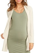 Women's Rosie Pope Taylor Maternity Cardigan