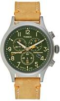 Timex Chronograph Watch Green