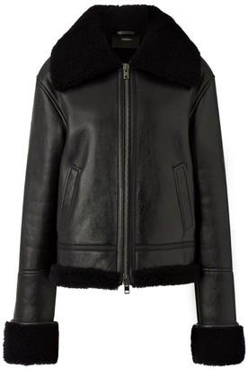 Joseph June Sheepskin Leather Jacket