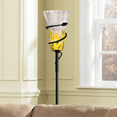 Dale Tiffany Dale TiffanyTM LED Spiral Leaf Torchiere