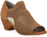 Eileen Fisher Wink Open-Toe Pumps - Made with Recycled Materials