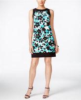 Jessica Howard Floral-Print Sheath Dress