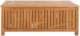 One Kings Lane Canberra Outdoor Storage Box - Natural