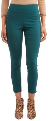 Time and Tru Women's Millennium Skinny Side-Zip Pant