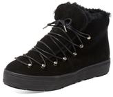 F-Troupe Sheep Fur Hiking Sneaker