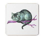 Mrs Moore's Vintage Store - Cheshire Cat Coaster