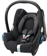 Maxi-Cosi Cabriofix Group 0+ Car Seat - Black Raven by
