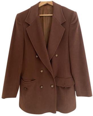 Pierre Cardin Brown Cashmere Jackets